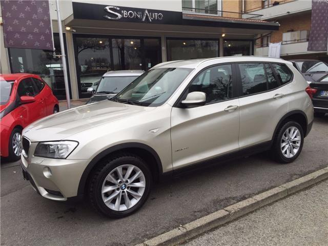 Sold Bmw X3 Xdrive20d Futura Used Cars For Sale Autouncle