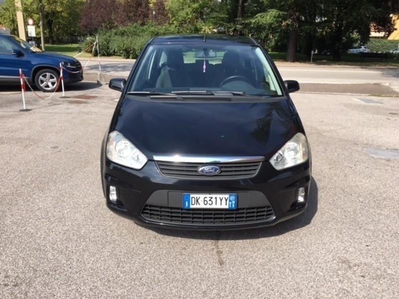 Venduto ford c max usata del 2007 a r auto usate in vendita for Auto usate trentino alto adige