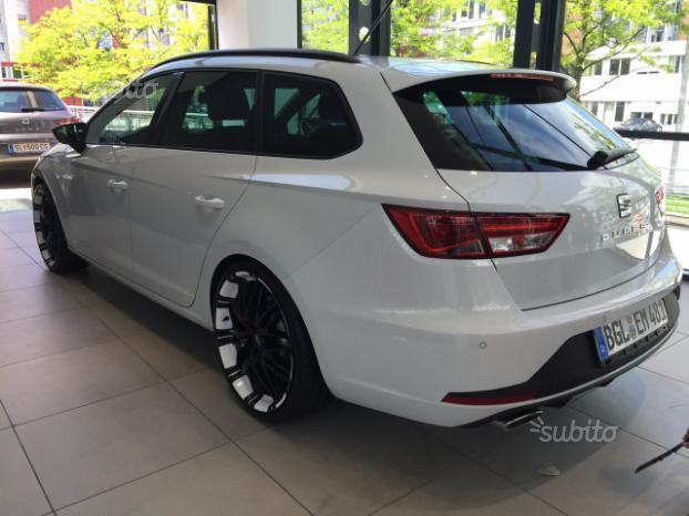 sold seat leon cupra sw tuning uni used cars for sale autouncle. Black Bedroom Furniture Sets. Home Design Ideas