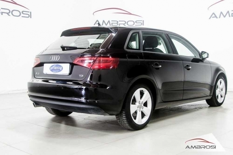 sold audi a3 1 6 tdi 105 cv spb s used cars for sale autouncle. Black Bedroom Furniture Sets. Home Design Ideas