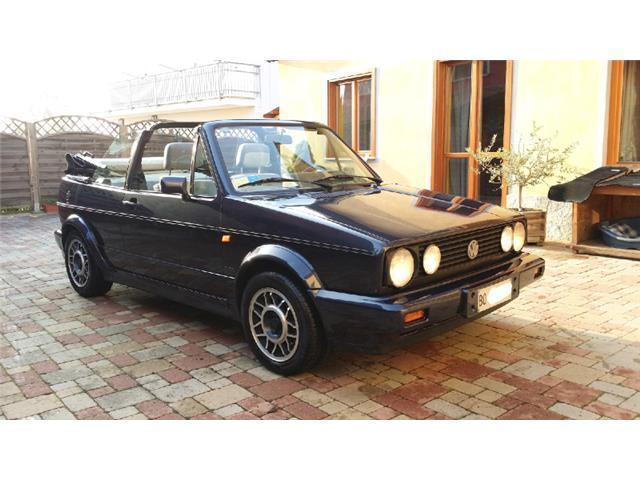 sold vw golf cabriolet golf serie used cars for sale. Black Bedroom Furniture Sets. Home Design Ideas