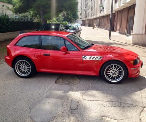 Bmw Z3 2 5 I: Venduto BMW Z3 Coupe 2.8 M Sport Pack