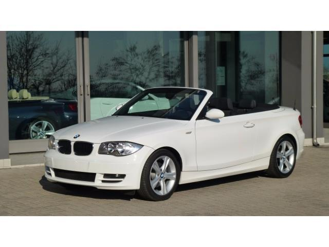 bmw 120 cabriolet usate 3 occasioni 120 cabriolet in vendita. Black Bedroom Furniture Sets. Home Design Ideas