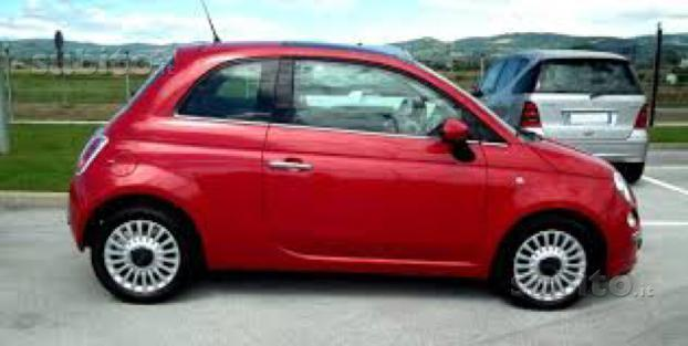 sold fiat 500 rossa gpl automatica used cars for sale autouncle. Black Bedroom Furniture Sets. Home Design Ideas