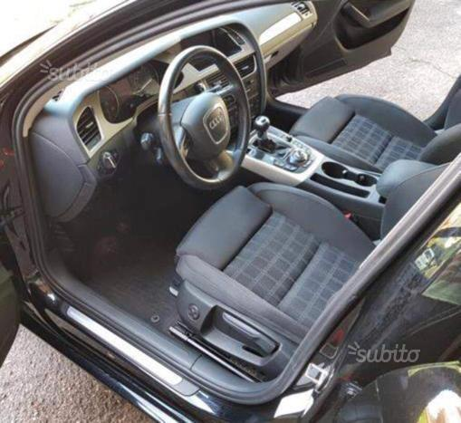 Sold Audi A4 2009 2.000 143 Cv