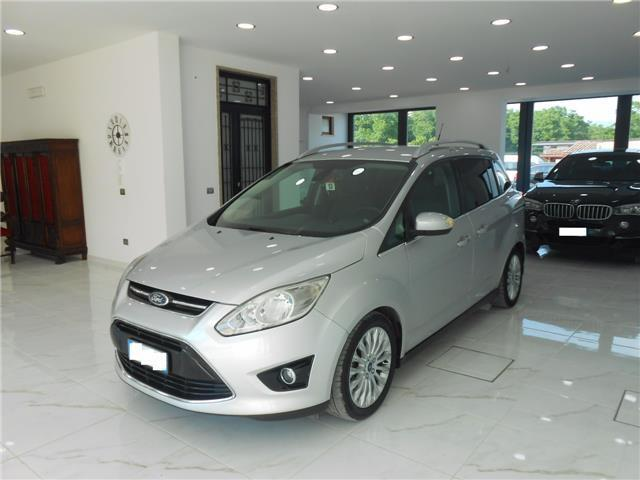 sold ford grand c max 1 6 tdci 115 used cars for sale autouncle. Black Bedroom Furniture Sets. Home Design Ideas