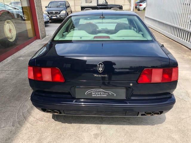 Risparmia 2.800 € • Maserati Quattroporte 2.0 Benzina 287 ...