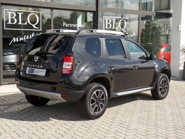 Sold dacia duster 1 5 dci black sh used cars for sale for Dacia duster black shadow interni