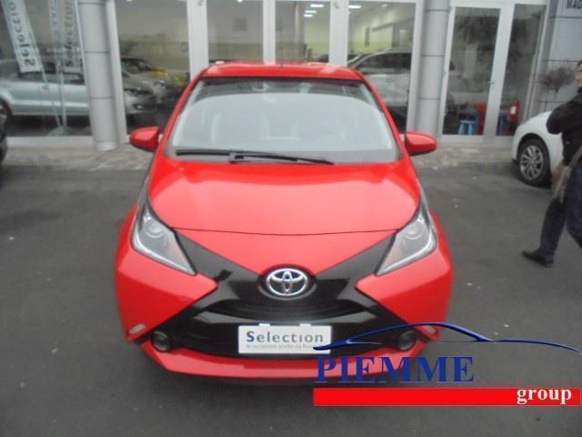 usata Toyota Aygo 1.0 VVT-i 69 CV 5 porte x-play rif. 7241894