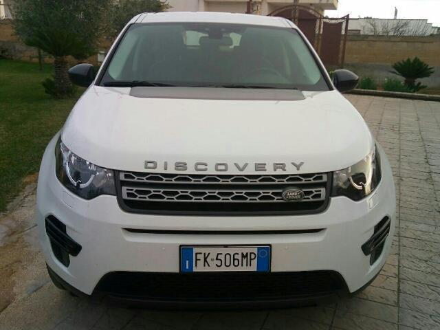 land rover discovery sport usata land rover discovery sport in vendita. Black Bedroom Furniture Sets. Home Design Ideas