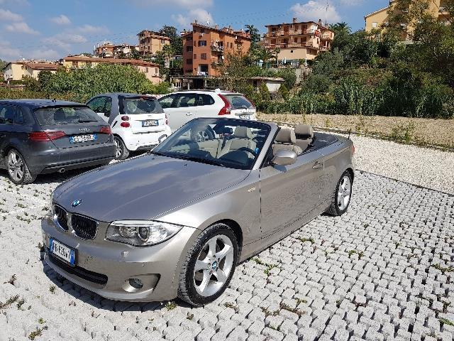 usato serie 1 d cat futura dpf anno 2011 bmw 120 cabriolet 2011 km in torino. Black Bedroom Furniture Sets. Home Design Ideas