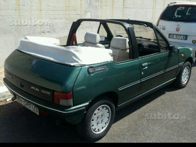 sold peugeot 205 roland garros cab used cars for sale autouncle. Black Bedroom Furniture Sets. Home Design Ideas