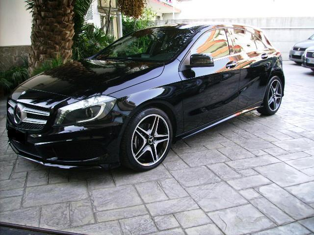 sold mercedes a180 classecdi autom used cars for sale autouncle. Black Bedroom Furniture Sets. Home Design Ideas