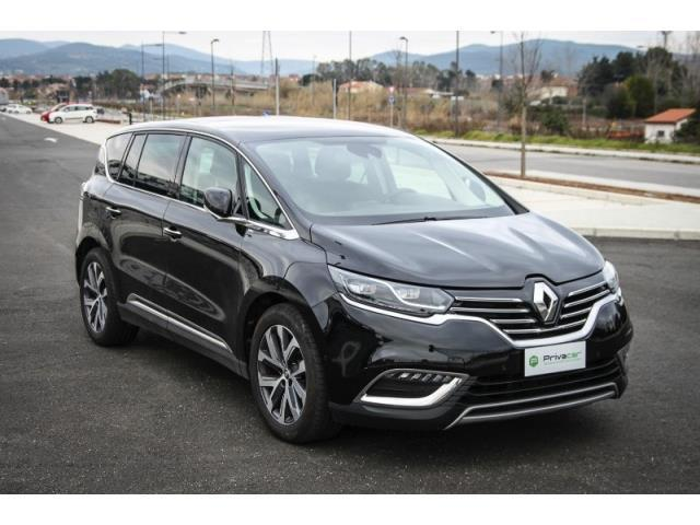 sold renault espace dci 160 cv edc used cars for sale autouncle. Black Bedroom Furniture Sets. Home Design Ideas