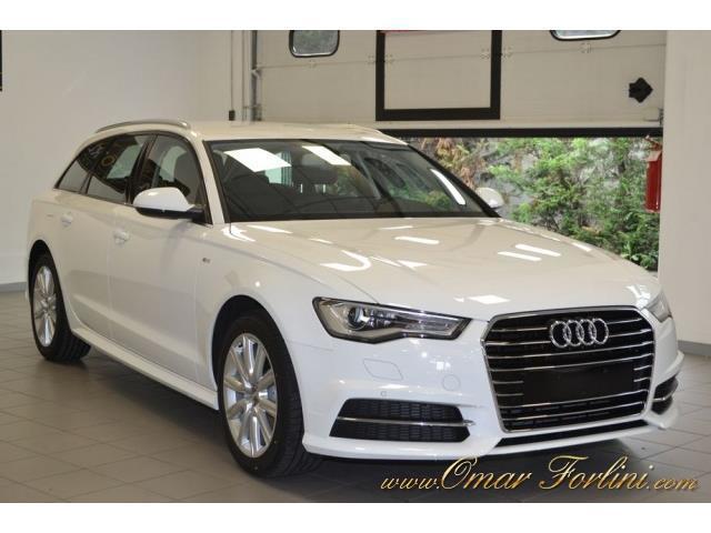 usata Audi A6 NEW AVANT 2.0TDI 190CV ULTRA S-TR.S-LINE SCONTO31%