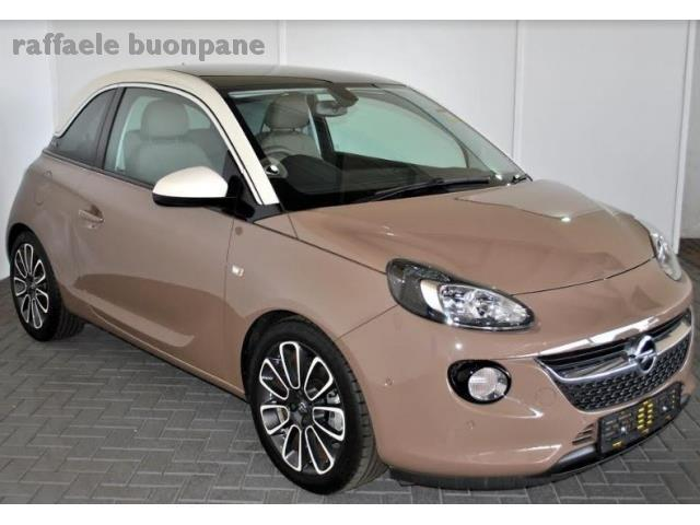 sold opel adam 1 2 70 cv glam jame used cars for sale autouncle. Black Bedroom Furniture Sets. Home Design Ideas