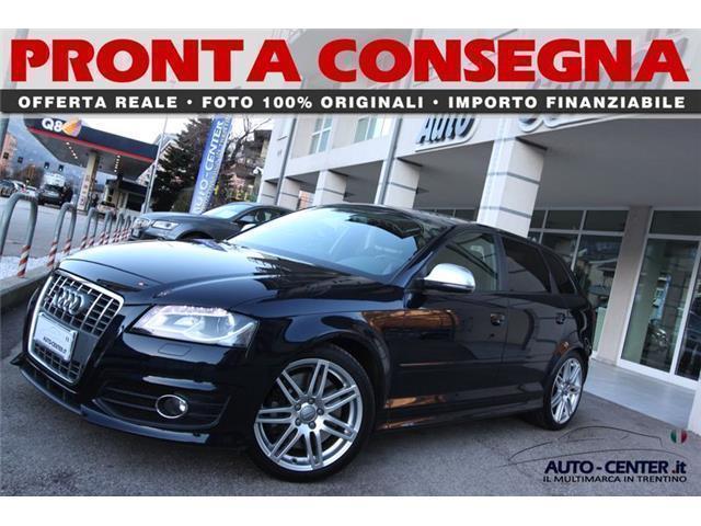 Audi a3 sportback valore usato