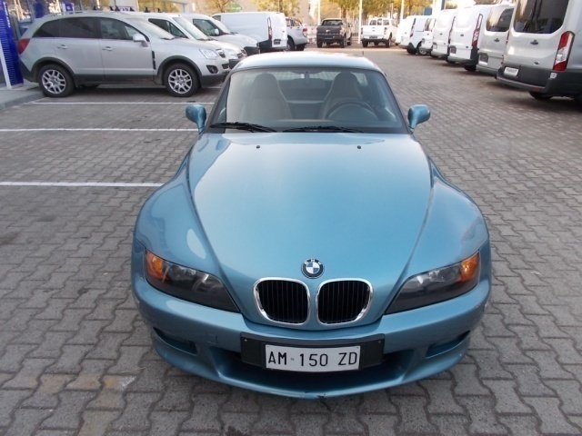 Sold Bmw Z3 2 8 24v Cat Roadster Used Cars For Sale Autouncle