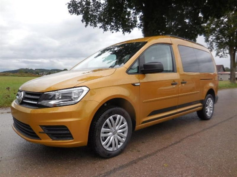 sold vw caddy maxi 2 0tdi family 4 used cars for sale. Black Bedroom Furniture Sets. Home Design Ideas