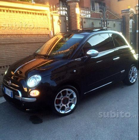 sold fiat 500 sport 1 4 100hp gpl used cars for sale autouncle. Black Bedroom Furniture Sets. Home Design Ideas