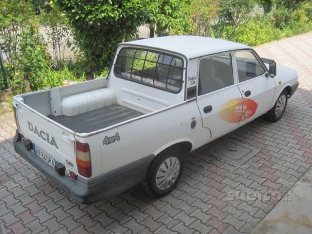 sold dacia pick up double cab 1 9 used cars for sale autouncle. Black Bedroom Furniture Sets. Home Design Ideas