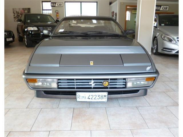 sold ferrari mondial 3 2 quattrova used cars for sale. Black Bedroom Furniture Sets. Home Design Ideas