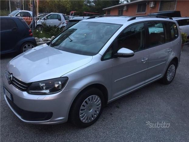 sold vw touran 1400 tsi benzina me used cars for sale autouncle. Black Bedroom Furniture Sets. Home Design Ideas