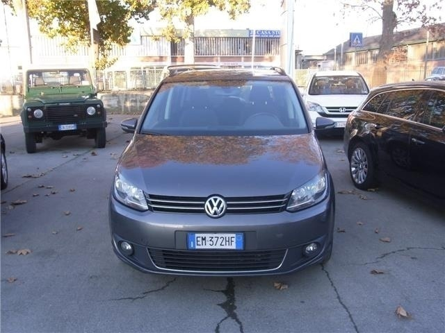 sold vw touran business 1 4 comfor used cars for sale autouncle. Black Bedroom Furniture Sets. Home Design Ideas