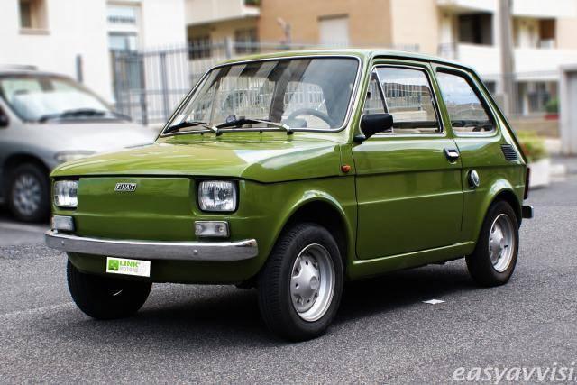 sold fiat 126 benzina utilitaria v used cars for sale