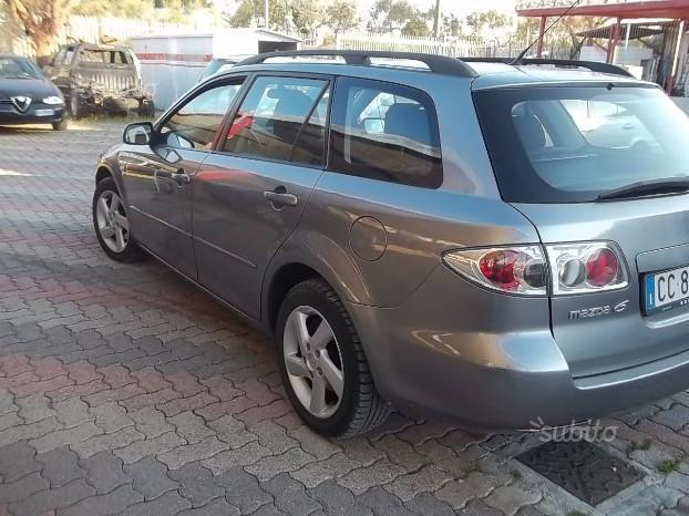 sold mazda 6 diesel sw 2004 used cars for sale autouncle. Black Bedroom Furniture Sets. Home Design Ideas