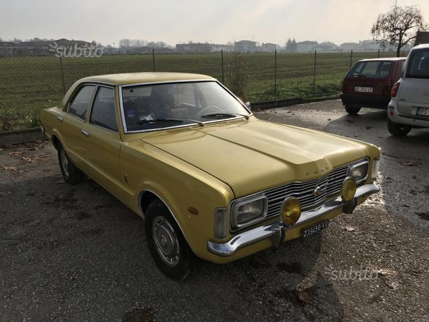 venduto ford taunus 1970 1982 auto usate in vendita. Black Bedroom Furniture Sets. Home Design Ideas