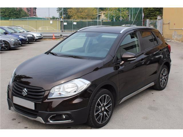 suzuki sx4 s cross usata 376 suzuki sx4 s cross in vendita. Black Bedroom Furniture Sets. Home Design Ideas