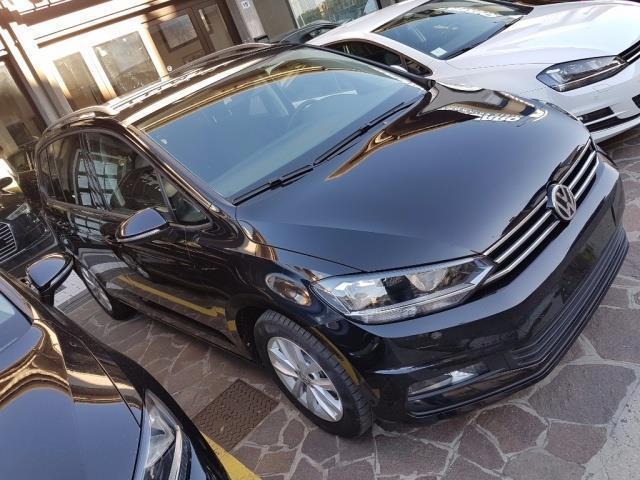 usata VW Touran 1.6 TDI Comfortline 7POSTI NAVI PRONTA CONSEGNA rif. 7447380