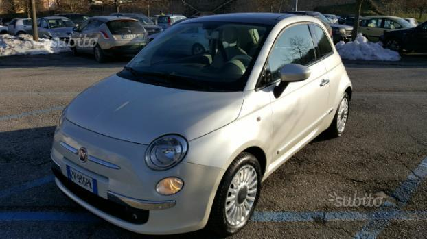 sold fiat 500 1 3 jtd 75cv lounge used cars for sale autouncle. Black Bedroom Furniture Sets. Home Design Ideas