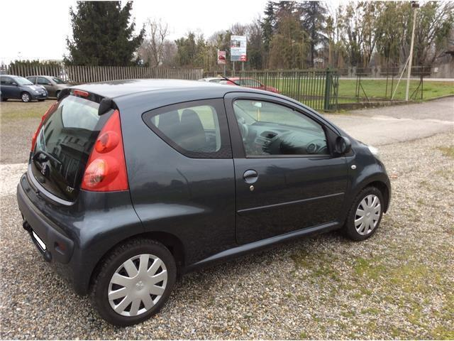sold peugeot 107 1 4 hdi 3 porte 4 used cars for sale autouncle. Black Bedroom Furniture Sets. Home Design Ideas