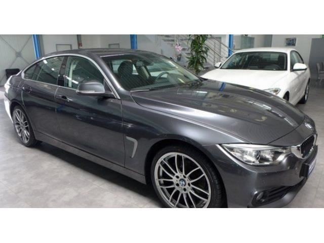 sold bmw 418 gran coup d premium used cars for sale autouncle. Black Bedroom Furniture Sets. Home Design Ideas
