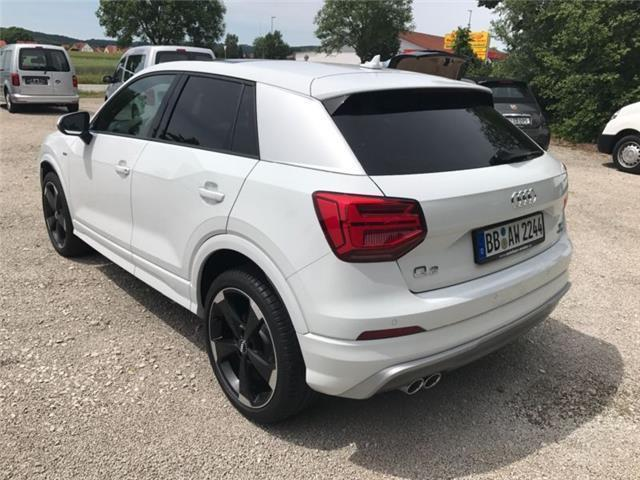 sold audi q2 s line 2 0 tdi 190cv used cars for sale autouncle. Black Bedroom Furniture Sets. Home Design Ideas