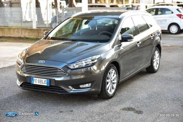sold ford focus sw 1 5 tdci titani used cars for sale autouncle. Black Bedroom Furniture Sets. Home Design Ideas