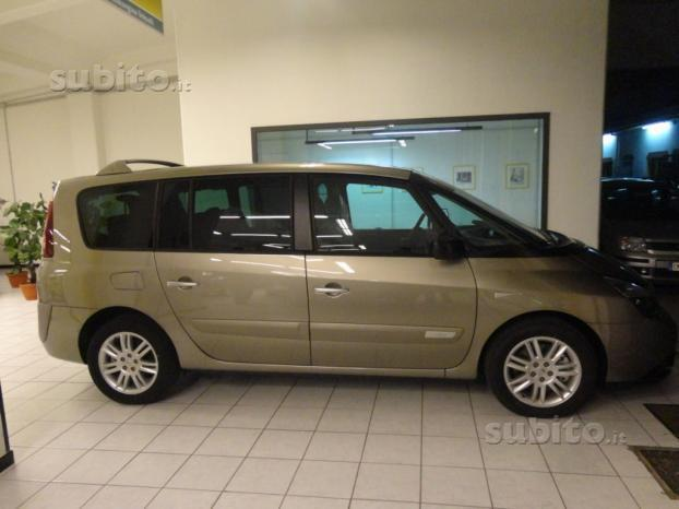 sold renault espace initiale 2 0 d used cars for sale autouncle. Black Bedroom Furniture Sets. Home Design Ideas