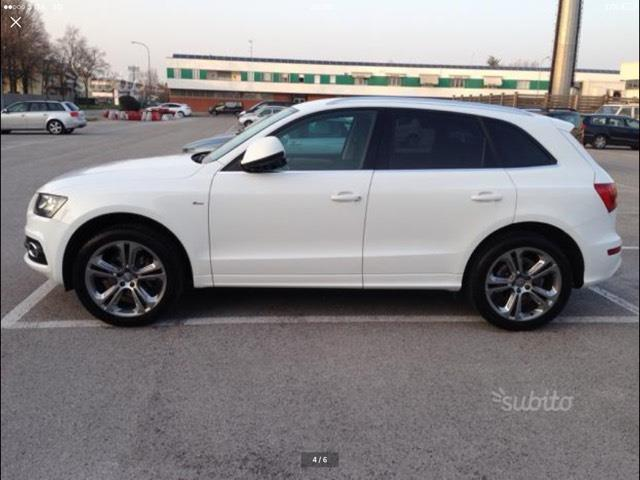 Sold Audi Q5 2 0 Tdi 170 Cv Quattr Used Cars For Sale