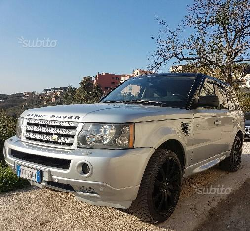 Sell Used 2006 Land Rover Range Rover Sport Hse Sport: Sold Land Rover Range Rover Sport