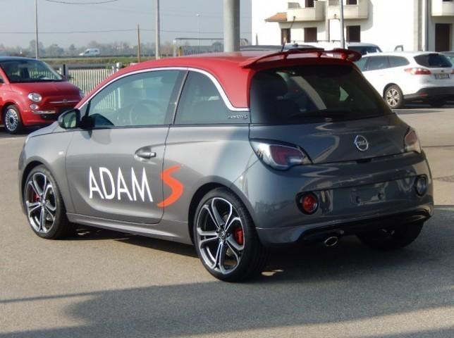 sold opel adam 1 4 150 cv start st used cars for sale. Black Bedroom Furniture Sets. Home Design Ideas