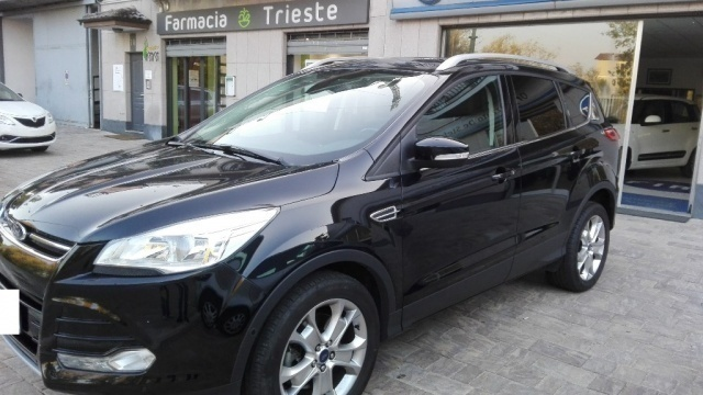 sold ford kuga 1 serie used cars for sale autouncle. Black Bedroom Furniture Sets. Home Design Ideas