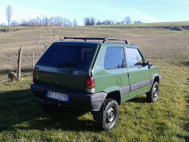 sold fiat panda 4x4 4x4 1100 fire used cars for sale. Black Bedroom Furniture Sets. Home Design Ideas