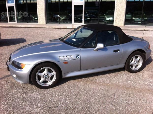 sold bmw z3 1 8 cat roadster cabrio used cars for sale. Black Bedroom Furniture Sets. Home Design Ideas