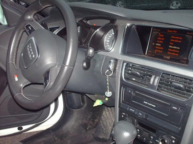 Audi a5 coupe 30 tdi quattro usata