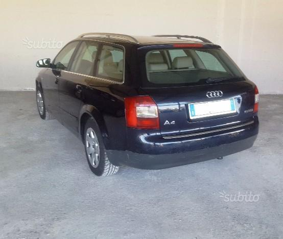 Sold Audi A4 1.9 Tdi 130 Cv Avant .