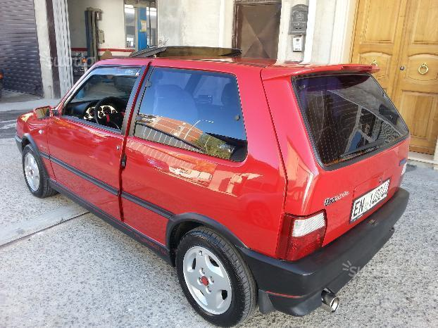 sold fiat uno turbo ie used cars for sale autouncle. Black Bedroom Furniture Sets. Home Design Ideas