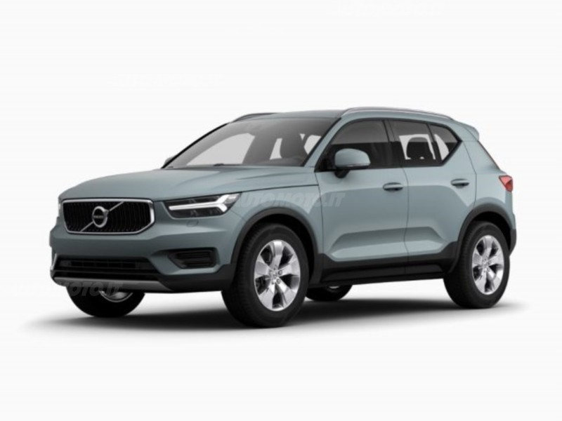 sold volvo xc40 t3 business nuova used cars for sale. Black Bedroom Furniture Sets. Home Design Ideas