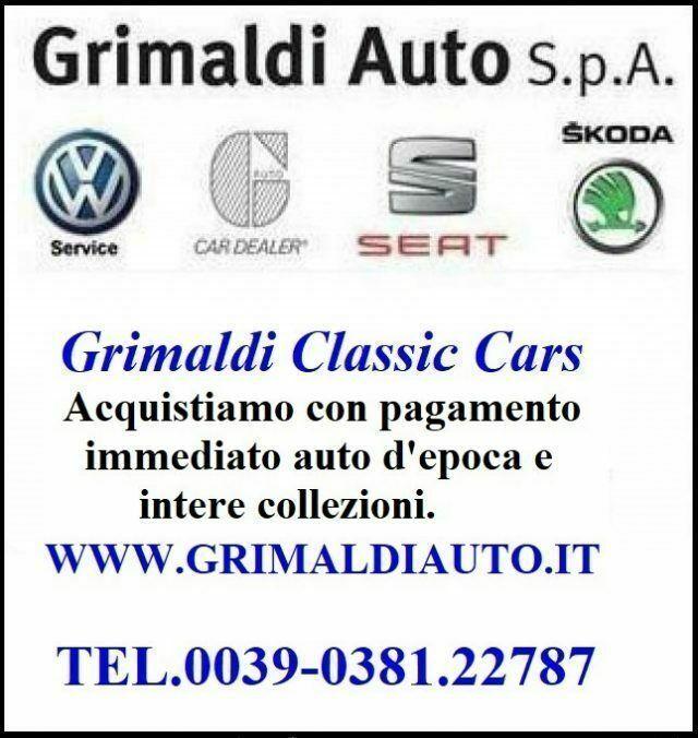 Venduto Alfa Romeo Giulia Spider 1.6 .